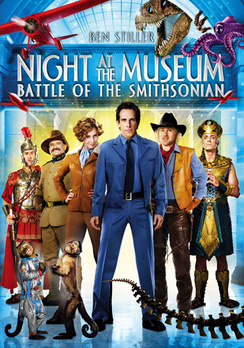 Night at the Museum: Battle of the Smithsonian - Widescreen - DVD - Used