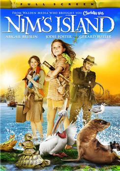 Nim's Island - Full Screen - DVD - Used