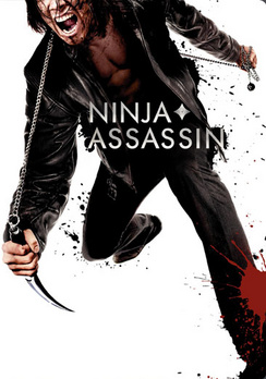 Ninja Assassin - Widescreen - DVD - Used