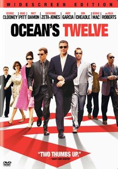 Ocean's Twelve - Widescreen - DVD - Used