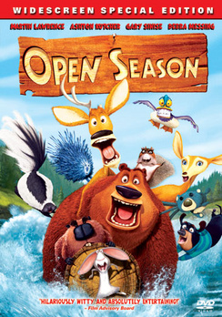 Open Season - Widescreen Special Edition - DVD - Used