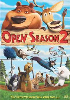 Open Season 2 - Widescreen - DVD - Used
