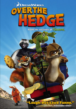 Over the Hedge - Widescreen - DVD - Used