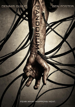 Pandorum - DVD - Used