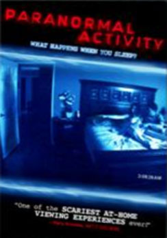 Paranormal Activity - Widescreen - DVD - Used