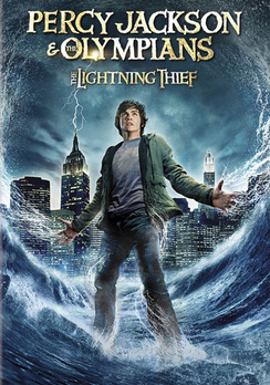 Percy Jackson & the Olympians: The Lightning Thief - Widescreen - DVD - Used