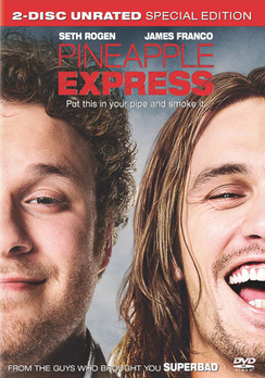 Pineapple Express - Unrated Special Edition - DVD - Used
