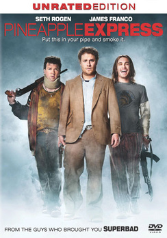 Pineapple Express - Unrated - DVD - Used