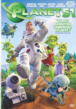 Planet 51 - Widescreen - DVD - Used