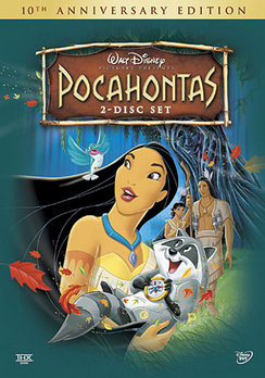 Pocahontas - 10th Anniversary Edition - DVD - Used