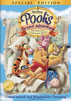 Pooh's Grand Adventure: Search For Christopher... - Special Edition - DVD - Used