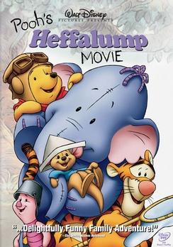 Pooh's Heffalump Movie - DVD - Used