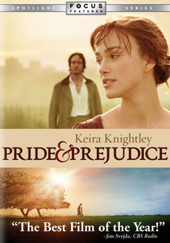 Pride and Prejudice - Widescreen Spotlight Series - DVD - Used