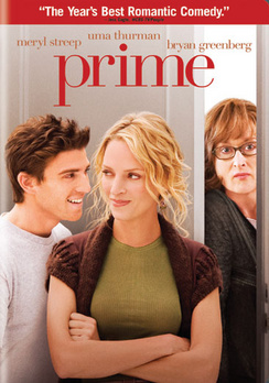 Prime - Widescreen - DVD - Used