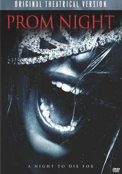 Prom Night - PG-13 Version - DVD - Used