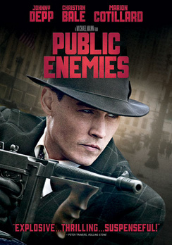 Public Enemies - DVD - Used