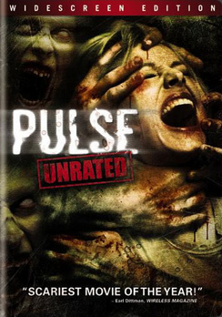 Pulse - Widescreen Unrated - DVD - Used