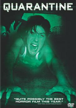 Quarantine - Widescreen - DVD - Used