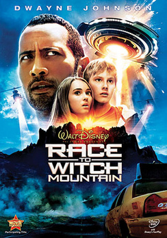 Race to Witch Mountain - DVD - Used