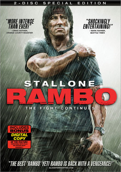 Rambo - Special Edition - DVD - Used