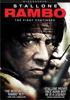 Rambo - Widescreen - DVD - Used