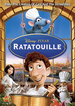 Ratatouille - Widescreen - DVD - Used