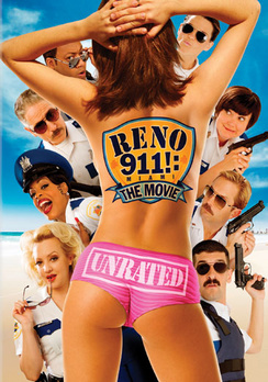 Reno 911!: Miami - Unrated - DVD - Used