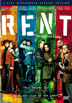 Rent - Widescreen Special Edition - DVD - Used