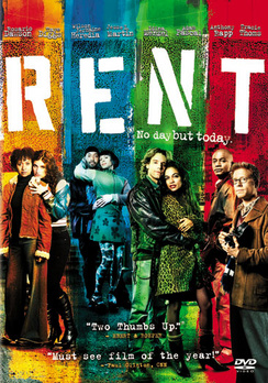 Rent - Widescreen - DVD - Used