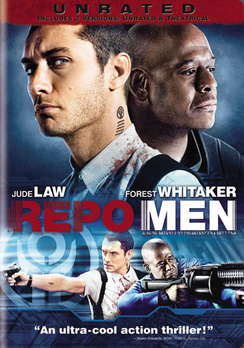 Repo Men - Unrated - DVD - Used