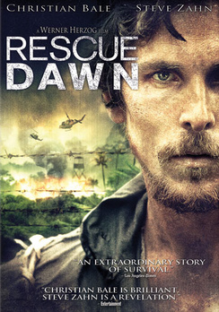 Rescue Dawn - Widescreen - DVD - Used