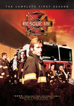 Rescue Me: The Complete First Season - Widescreen - DVD - Used