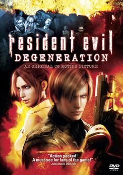 Resident Evil: Degeneration - Widescreen - DVD - Used