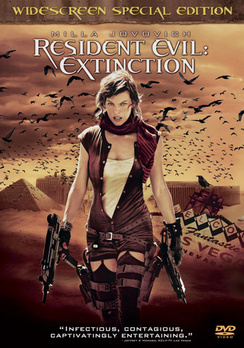 Resident Evil: Extinction - Widescreen Special Edition - DVD - Used