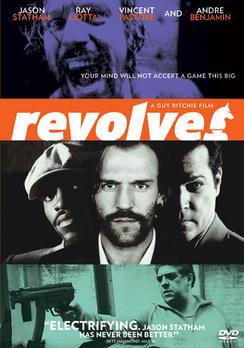 Revolver - Widescreen - DVD - Used