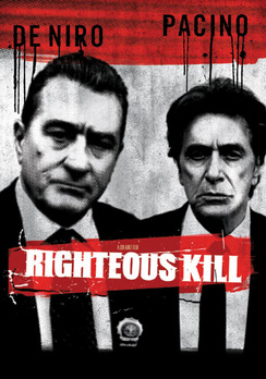 Righteous Kill - DVD - Used
