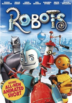 Robots - Widescreen - DVD - Used