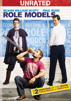 Role Models - Unrated - DVD - Used
