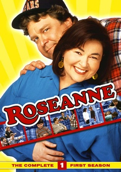 Roseanne: The Complete First Season - DVD - Used