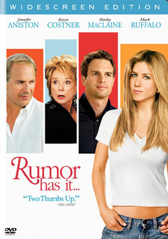 Rumor Has It... - Widescreen - DVD - Used