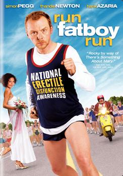 Run Fatboy Run - DVD - Used
