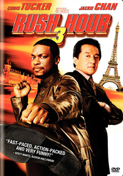 Rush Hour 3 - DVD - Used