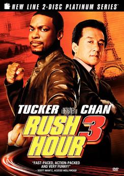 Rush Hour 3 - Widescreen Platinum Series - DVD - Used