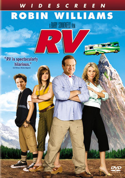 RV - Widescreen - DVD - Used