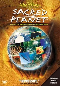 Sacred Planet - DVD - Used
