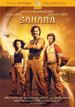 Sahara - Full Screen - DVD - Used