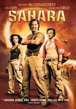 Sahara - Widescreen - DVD - Used