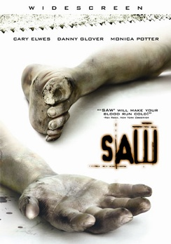 Saw - Widescreen - DVD - Used
