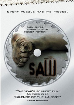 Saw - Special Edition - DVD - Used