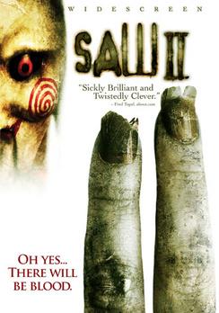 Saw II - Widescreen - DVD - Used